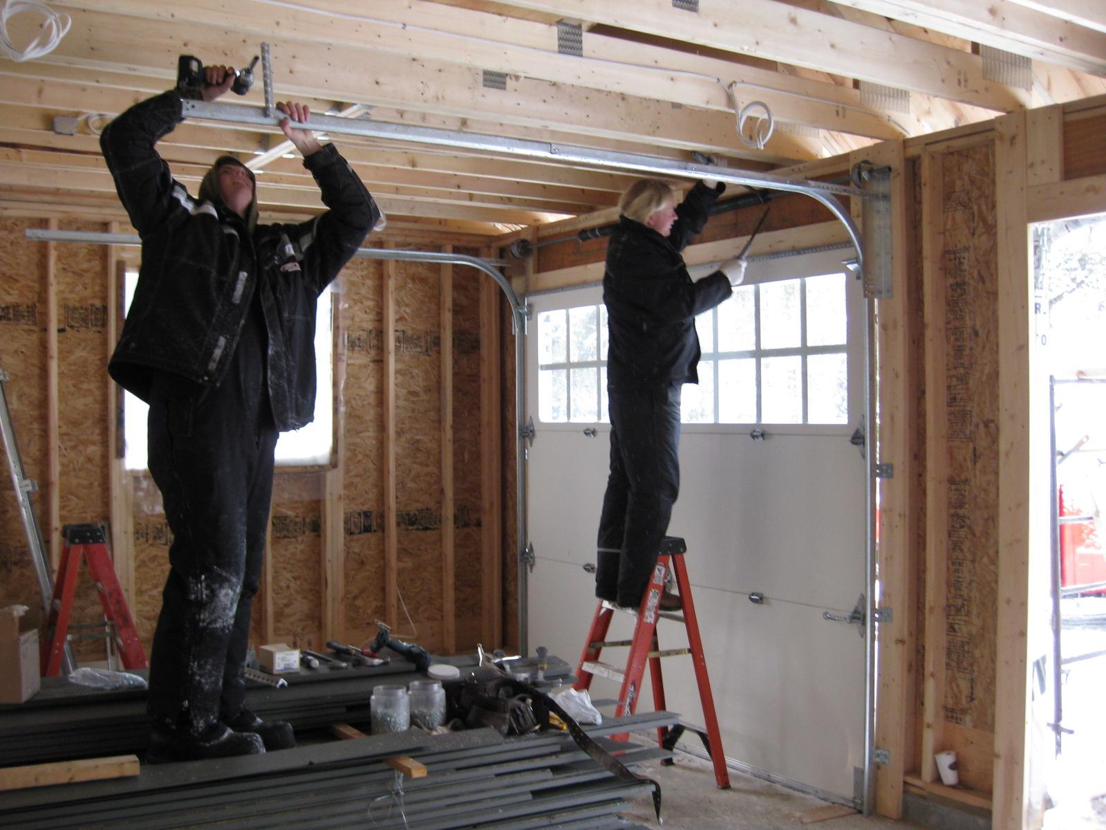 Download Free Garage Door Torsion Spring Installation